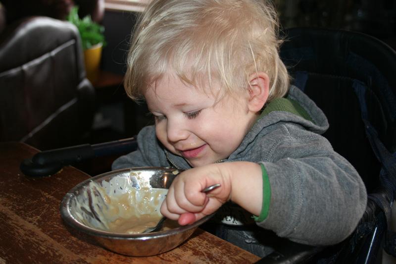 DIY Homemade Pudding Children Love