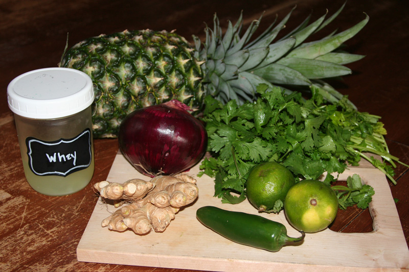 Pineapple Chutney Recipe