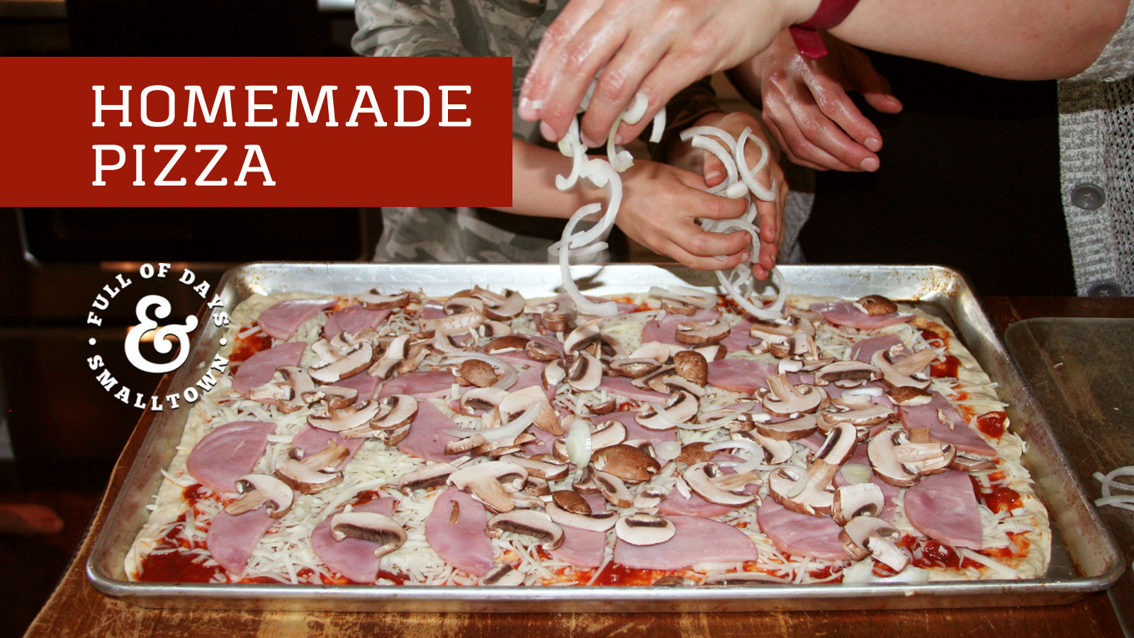 Homemade Pizza Recipe
