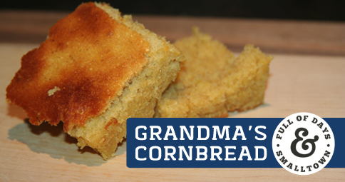 Grandma's Buttermilk Cornbread | Full of Days