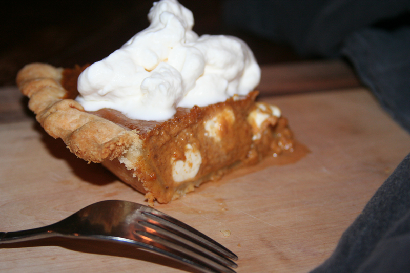 Cream Cheese Pumpkin Pie Recipe - Step 9