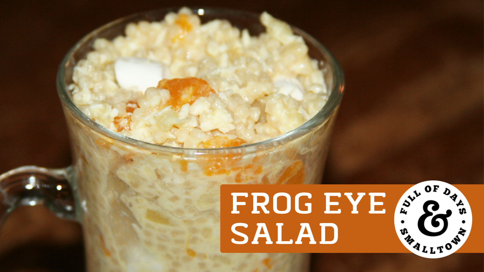Frog Eye Salad Recipe