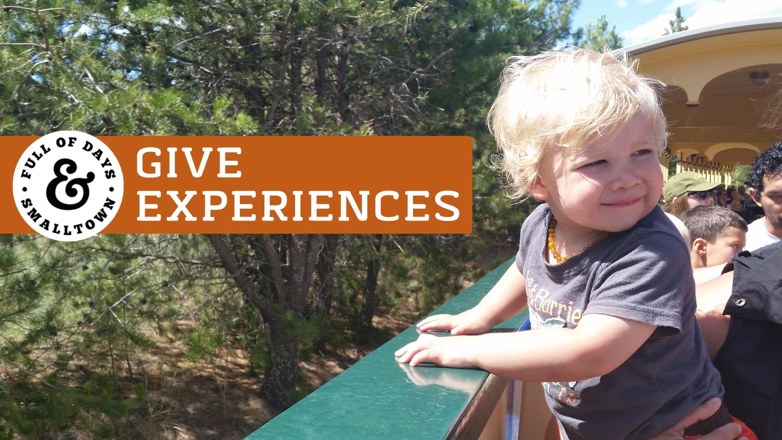 Give Experiences