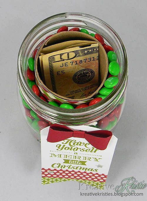 Candy Jar Surprise