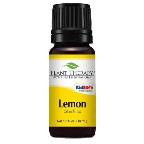 Plant Therapy Lemon Oil