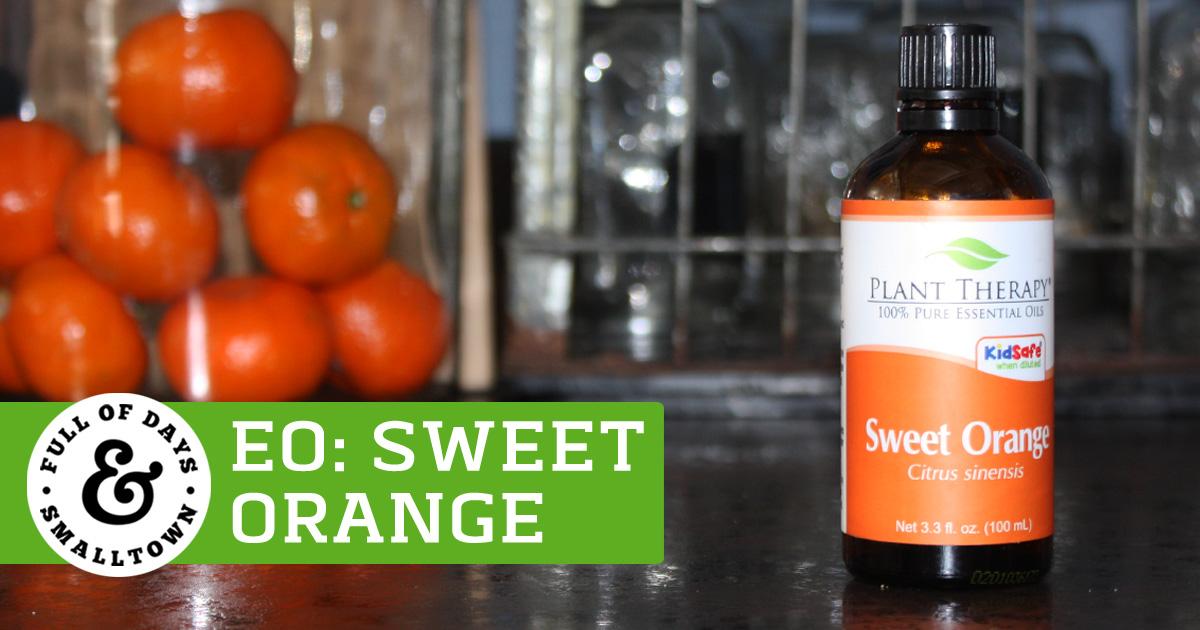 Essential Oils - Wild Orange