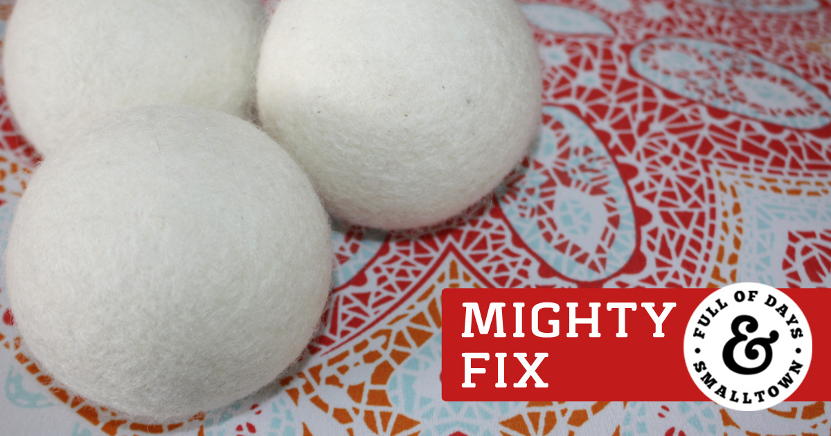 Might Nest - Mighty Fix Wool Dryer Balls