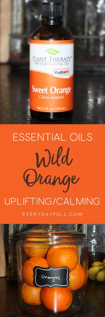 Wild Sweet Orange Essential Oil Uses and Health Benefits