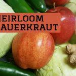 Heirloom Sauerkraut Header Image