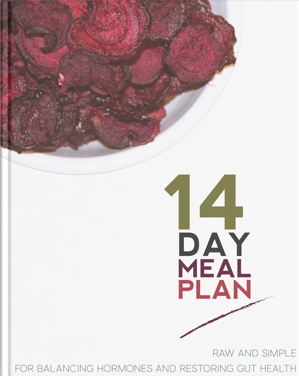 14 Day Meal Plan for Balancing Hormones and Restoring Gut Health
