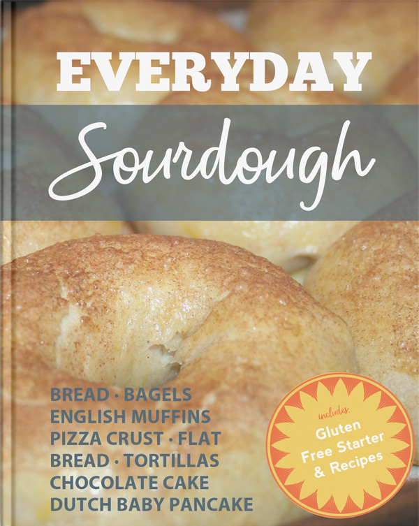Everyday Sourdough eBook Cover