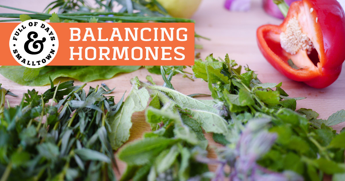 12 Steps to Balanced Hormones
