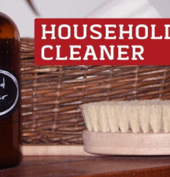 DIY Household Cleaner