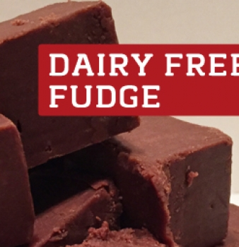 Dairy Free Marshmallow Fudge