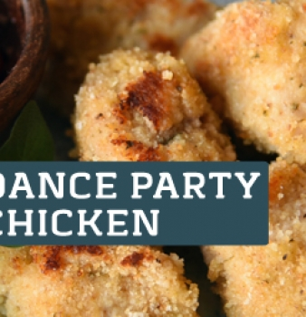 Dance Party Chicken