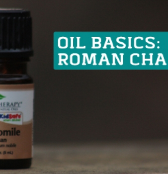 Essential Oil Basics: Roman Chamomile