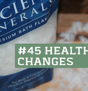 Healthy Change #45 – Magnesium