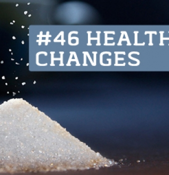 Healthy Change #46 – Curbing Sugar Cravings