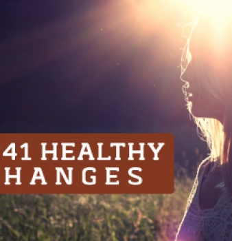 Healthy Change #41: Feminine Care Options
