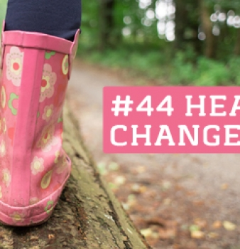 Healthy Change #44 – Get Moving